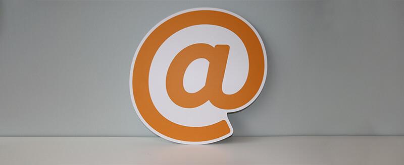 Email @ Symbol