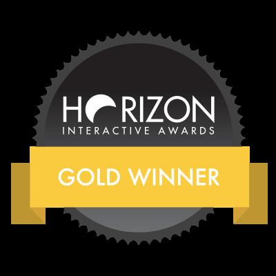 Horizon Award Gold
